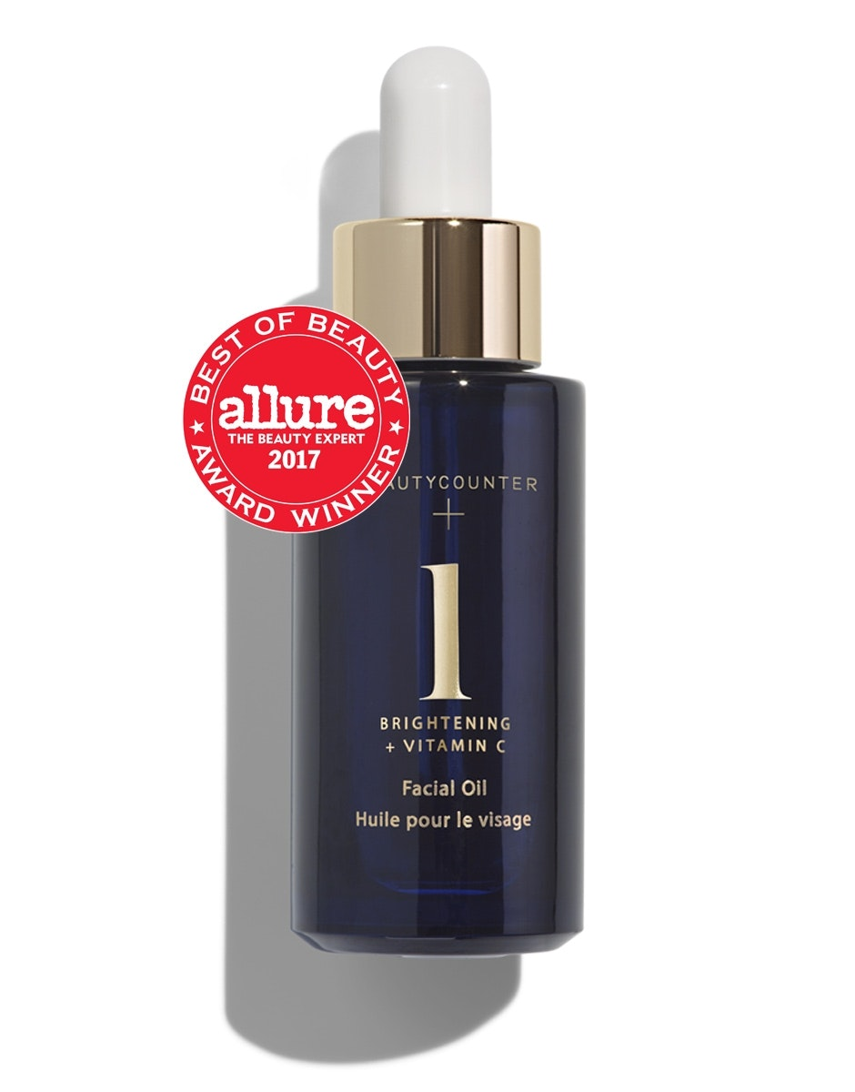 Beauty Counter Face Oil Beauty Products The Wardrobe Consultant