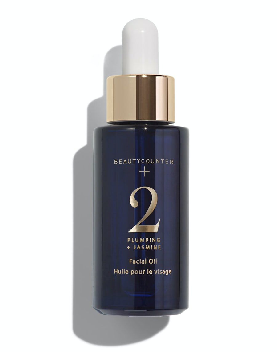 Dry skin no.2 plumping oil