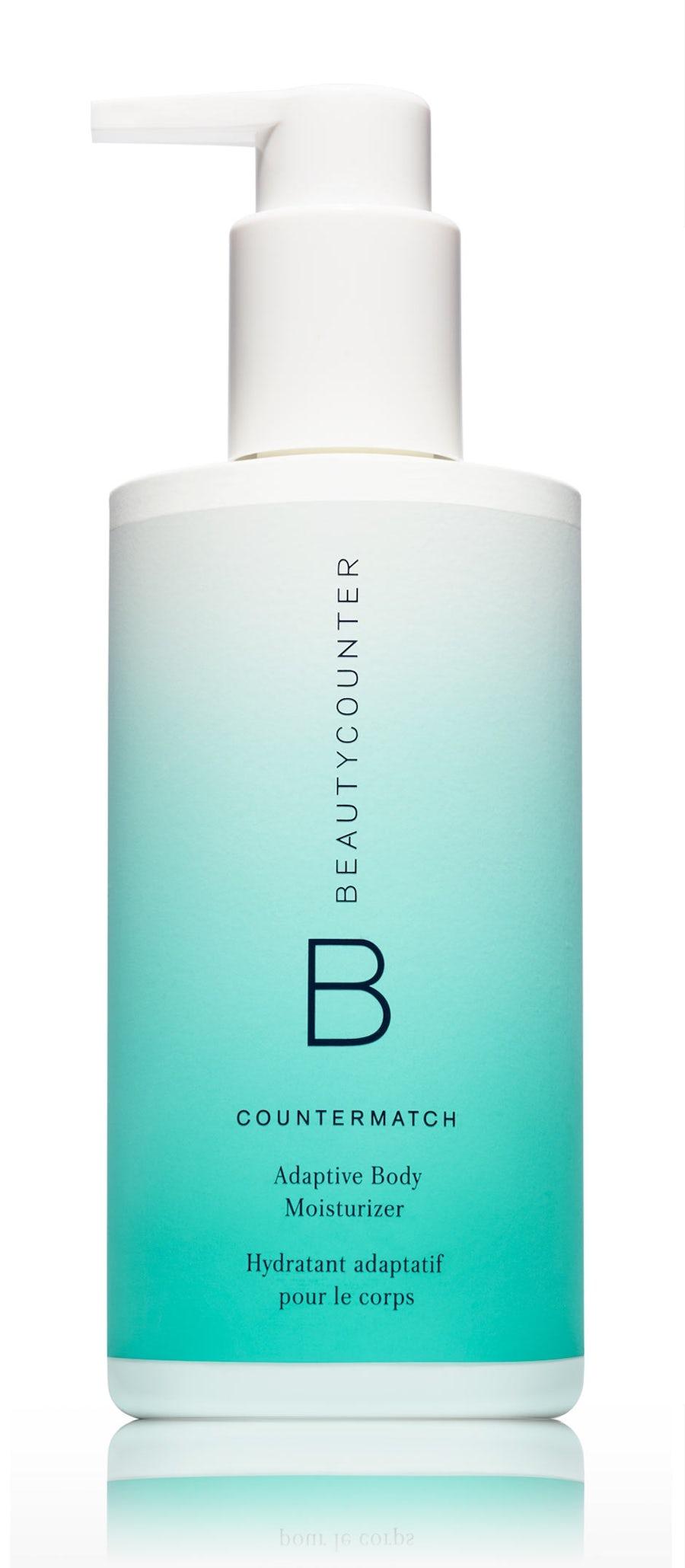 dry skin adaptive body moisturizer