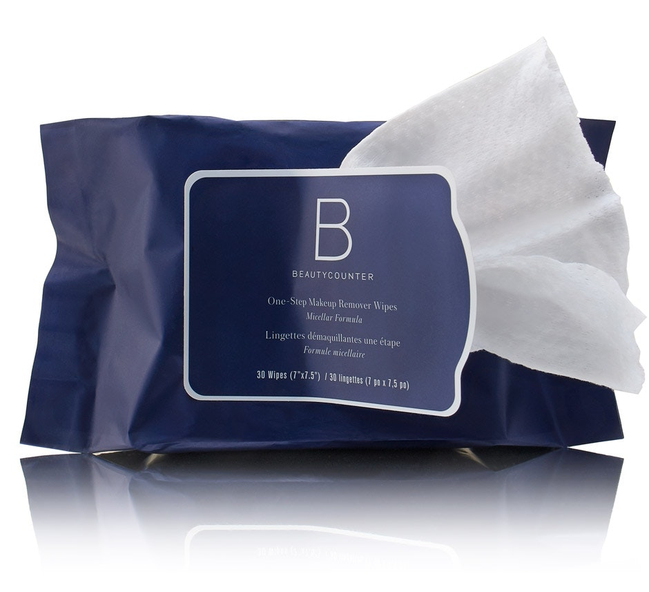 Beauty counter makeup wipes beauty products The Wardrobe Consultant