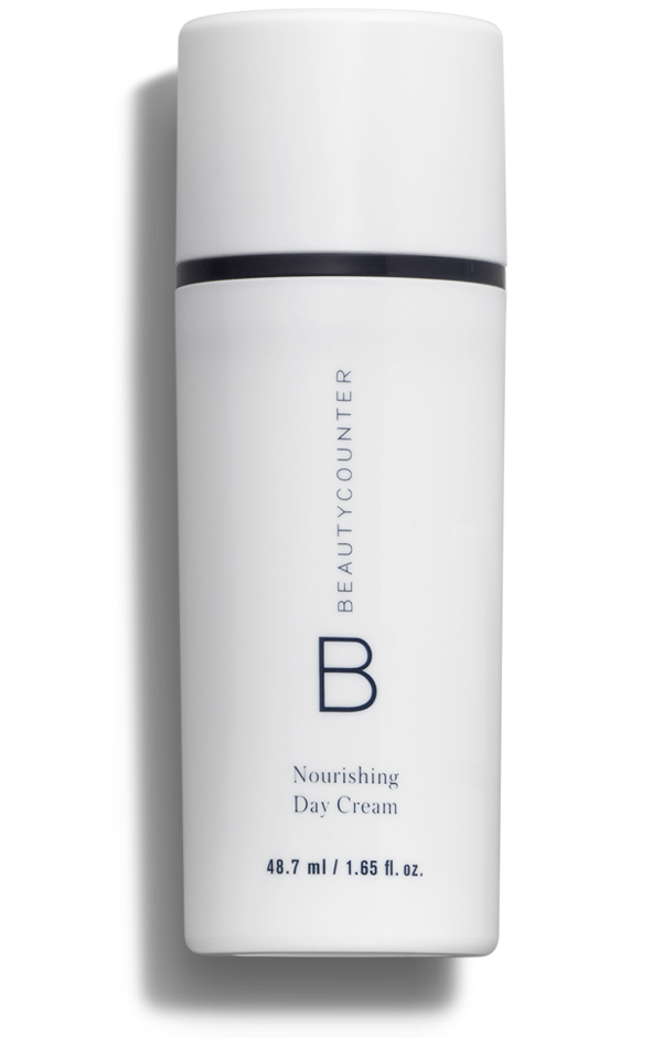 BeautyCounter Beauty Counter Nourishing Day Cream, Full Size 1.65 oz TuneUp 10% Glycolic Facial Peel for All Skin Types